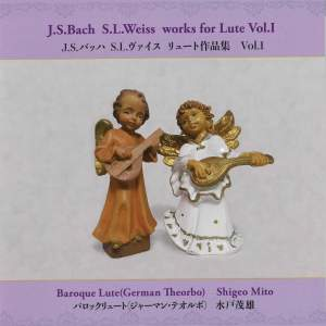 Works for Lute, Vol. 1 Product Image