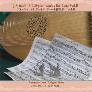 Works for Lute, Vol. 2 Product Image