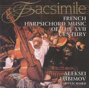 French Harpsichord Music of the 17th Century