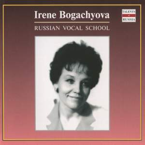 Irina Bogacheva: Vocal Recital