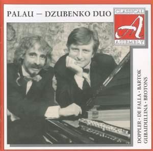 Palau - Dzubenko Duo