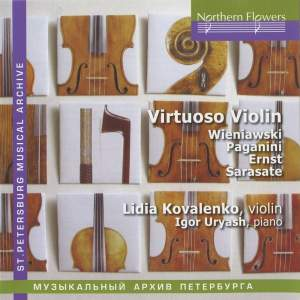 Virtuoso Pieces for Violin by 19th Century Composers