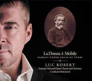 La Donna e Mobile (famous tenor arias by Verdi)