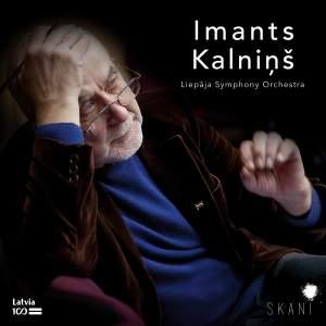 Imants Kalnins: Symphonies Nos. 5 & 7, Oboe Concerto & Santa Cruz Product Image