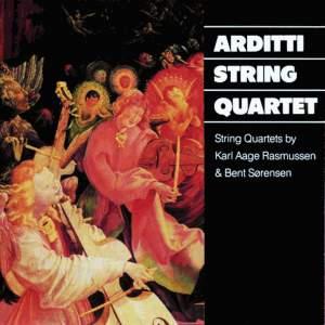 Karl Aage Rasmussen & Bent Sørensen: Music for String Quartet Product Image