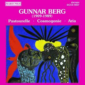 Gunnar Berg: Orchestral Works