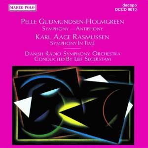 Gudmundsen-Holmgreen & Rasmussen: Orchestral Works Product Image