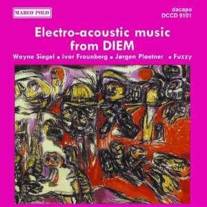 Electro-acoustic music from DIEM