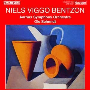 Niels Viggo Bentzon: Symphonies 3 & 4