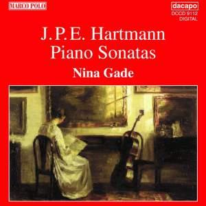 JPE Hartmann: Piano Sonatas Product Image