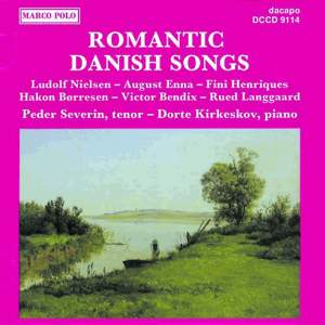Romantic Danish Songs