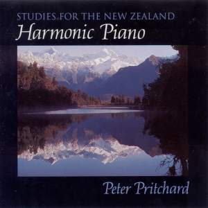 Pritchard, Peter: Studies for the New Zealand Harmonic Piano Product Image