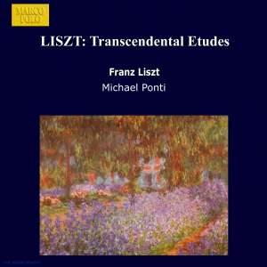 Liszt: Transcendental Studies, S139 Nos. 1-12 Product Image