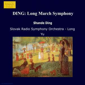 Shande Ding: Long March Symphony Product Image