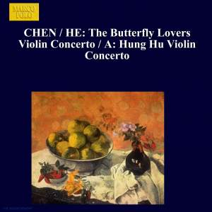 Chen Gang: Butterfly Lovers Violin Concerto Product Image