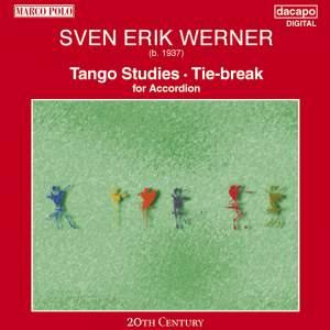Sven Erik Werner: Tango Studies Product Image