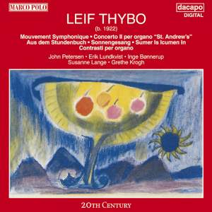 Leif Thybo: Vocal and Instrumental Works