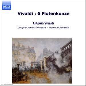Vivaldi: Six Flute Concertos, Op. 10 Product Image