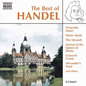 The Best of Handel Product Image
