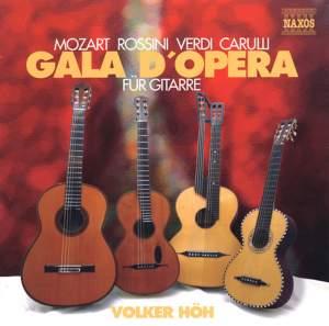 Opera Gala for Guitar