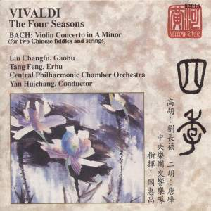 Vivaldi: The Four Seasons Product Image