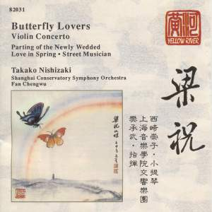 Chen Gang: Butterfly Lovers Concerto Product Image