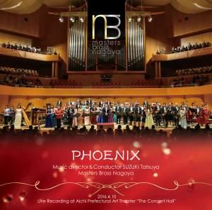 """Barnes: Symphony No. 5, Op. 110 """"Pheonix"""" (Live)"""