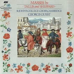 Tallis & Sheppard: Masses Product Image