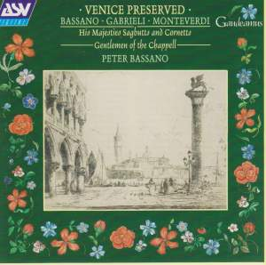 Venice Preserved Product Image