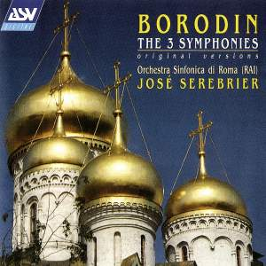 Borodin: Symphones Nos. 1 - 3