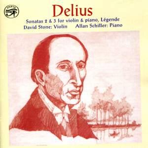 Delius: Works for Violin & Piano