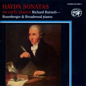 Haydn: Sonatas on Early Pianos