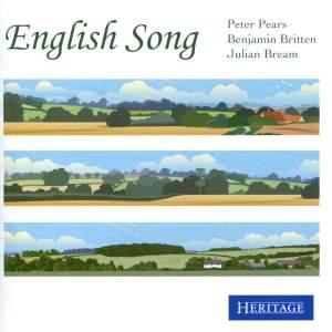 English Song Product Image