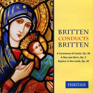 Britten conducts Britten Product Image