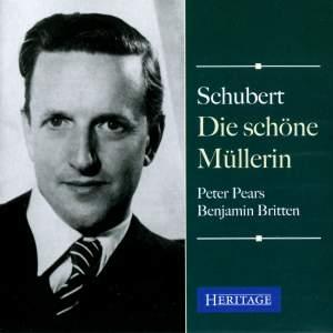 Schubert: Die Schöne Müllerin & 3 Lieder Product Image