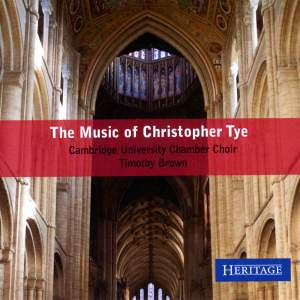 Music of Christopher Tye Product Image