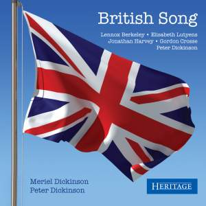 British Song Product Image