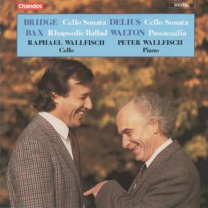 Bridge & Delius: Cello Sonatas