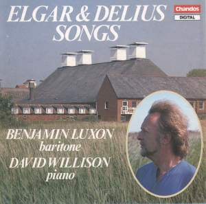 Elgar & Delius: Songs