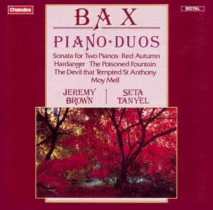 Bax: Piano Duos