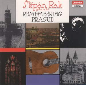 Štěpán Rak: Remembering Prague