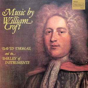 Music by William Croft