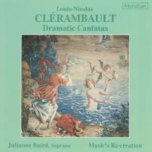Clérambault Dramatic Cantatas