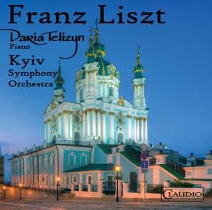 Liszt: Grande Fantaisie Symphonique Product Image