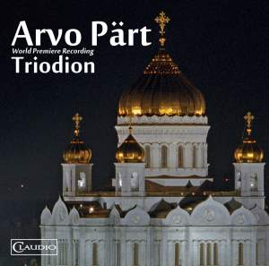 Pärt: Triodion