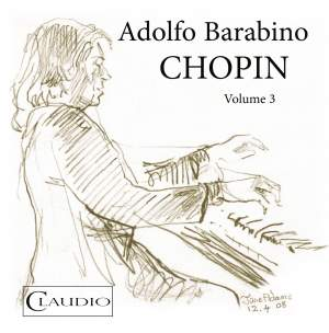 CHOPIN, F.: Piano Music (Chopin, Vol. 3) (Barabino)