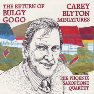 The Return of Bulgy Gogo - Carey Blyton Miniatures