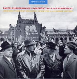 Shostakovich: Symphony No. 5 in D minor, Op. 47 Product Image