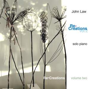 John Law - Re-Creations Vol.2 Product Image