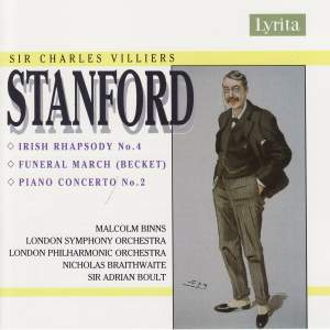 Stanford: Irish Rhapsody No. 4 in A minor Op. 141 'The Fisherman of Loch Neagh and what he saw', etc.